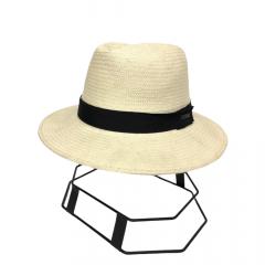 Chapéu Marcatto Panamá Palha Aba 6,5 Branco