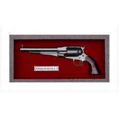 Quadro de Arma KG - 1858 Remington New Model Army cal. .44