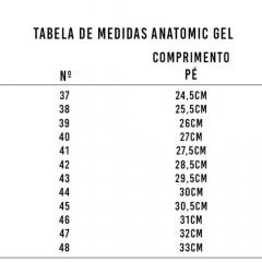 Botina Masculina Anatomic Gel Mustang Tabaco Cost Café