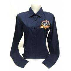 Camisa Radade Bordada Feminina Barrel Racing