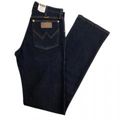 Calça Jeans Wrangler Masculina Azul Escuro