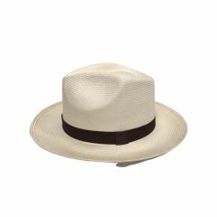 Chapéu Panamá Eldorado Aba 6,5 Social Shantung 20x