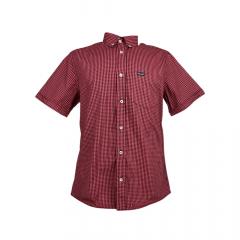 Camisa Masculina Wrangler Tricoline Fit Xadrez Ref.: WM9924UN