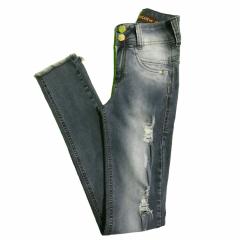 Calça Jeans Country Feminina Stabulos Skinny
