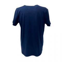 Camiseta Masculina Ox Horns Azul  - Western   Ref:1414