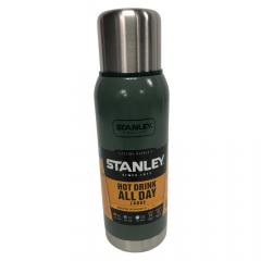 Garrafa Térmica Stanley Adventure Series Green 1 Litro