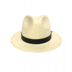 Chapéu Panamá Pralana Weekender Palha Aba 6