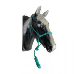Cabresto Corda de Nylon Boots Horse Verde Água Ref.: 6344