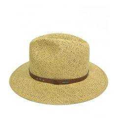 Chapéu Pralana Panamá Amarelo Weekender Algas - 0018