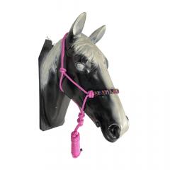 Cabresto Boots Horse Miçanga Cabo Cor de Rosa Ref.: 4668