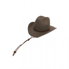 Chapéu Infantil Country Pralana Juvenil Marrom Para Rodeio