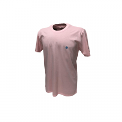 Camiseta Masculina Ox Horns Rosa Básica REF 8012