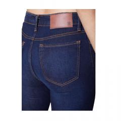Calça Feminina TXC XF Flare Dark Jeans Azul Escuro