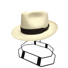 Chapéu Panamá Pralana Weekender Branco Aba 6