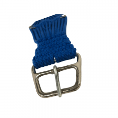 Barrigueira de Lã Badana Azul