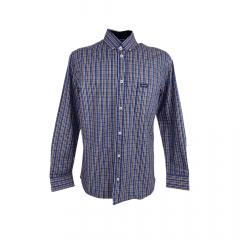 Camisa Masculina Wrangler Tricoline Fit Xadrez Ref.: WM9973UN