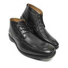 Sapato Masculino Sollu Soft Chocolate - Ref. 18681C