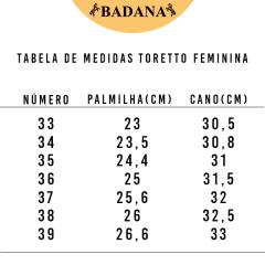 Bota Montaria Feminina Toretto Fóssil Tabaco - Ref: Bor 14