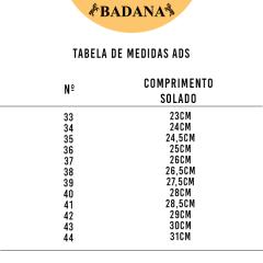 Bota Campeira Gaúcha ADS Chocolate Sola de Borracha