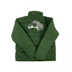 Jaqueta Infantil Cavalo Crioulo - Verde