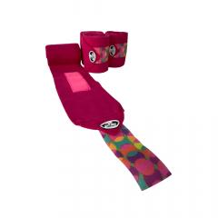 Liga de Descanso Pink Colorida Boots Horse REF 9636