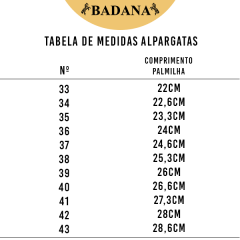 Alpargata Gaúcha Masculina Havana Whisky