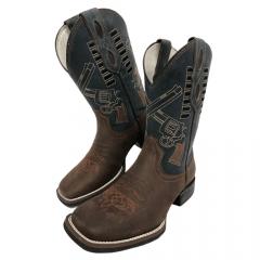 Bota Texana Masculina Vimar Magnum Voo Ref.81284