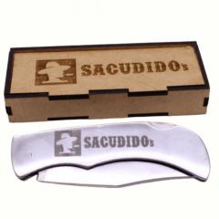 Canivete de Bolso Sacudido's Inox