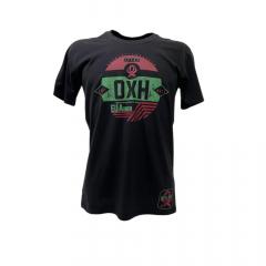 Camiseta Masculina Ox Horns Preto - Eua  Ref: 1402