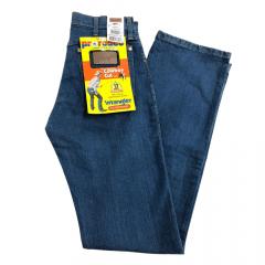 Calça Jeans Wrangler Masculina Azul