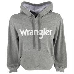 Moletom Masculino Wrangler - Cinza Ref:WM9507CZ