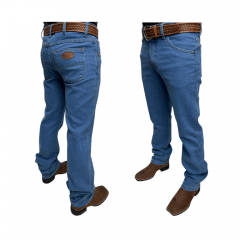 Calça Jeans Masculina Badana Tradicional Delavê Ref.: 14202