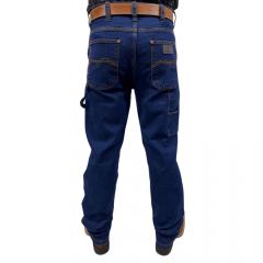 Calça Jeans Masculina Carpinteira Arena Azul Escura