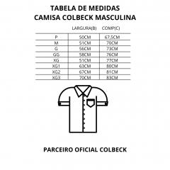 Camisa Camiseta Masculina Polo Cavalo Crioulo Marrom Gaúcha