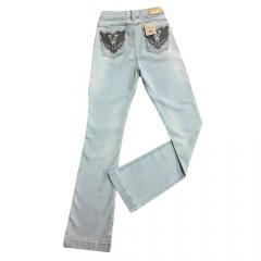 Calça Jeans Country Feminina Buphallos Premium Clara