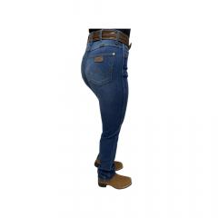 Calça Jeans Feminina Wrangler Western Ref: 18M4C8960UN
